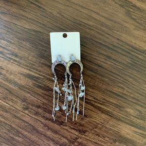 Free people Rhiannon stone earring